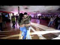 2015 DC Bachata Masters: Daniel & Desiree Social Dancing