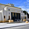 The Veterans Memorial Building of Eureka